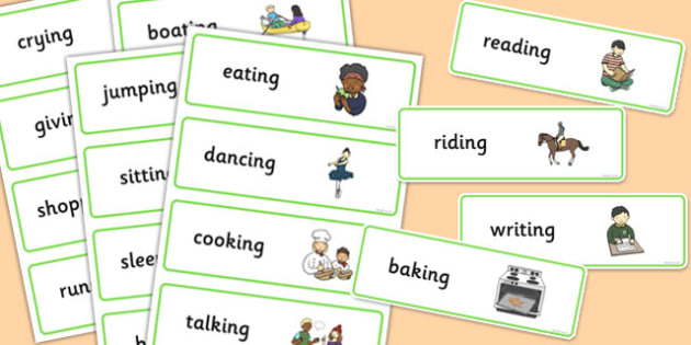 Two Syllable Final 'ng' Sound Word Cards - final ng, sound, word cards