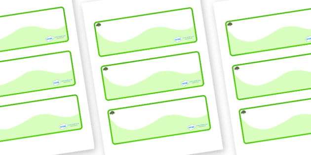 Yew Tree Themed Editable Drawer-Peg-Name Labels (Colourful) - Themed Classroom Label Templates, Resource Labels, Name Labels, Editable Labels, Drawer Labels, Coat Peg Labels, Peg Label, KS1 Labels, Foundation Labels, Foundation Stage Labels, Teaching