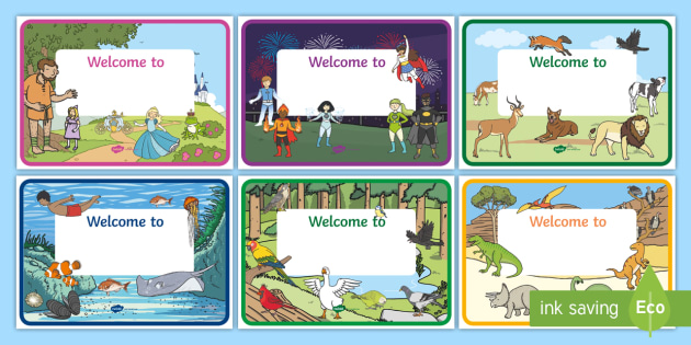 welcome door sign for classroom editable signs welcome signs