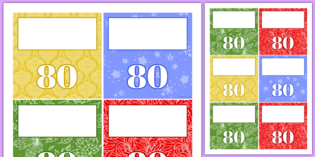 80th Birthday Party Place Names - 80th birthday party, 80th birthday, birthday party, place names