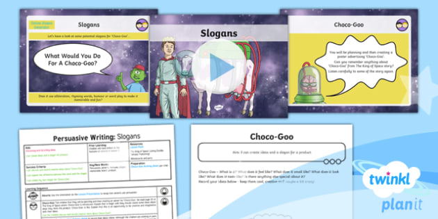 Space: The King of Space: Persuasive Writing 2 Y3 Lesson Pack To Support Teaching on 'The King of Space' - Earth and space, astronauts, rex, adventure story, the pirates