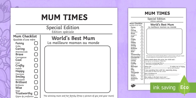 day sheet template
