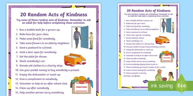 t c ks2 random acts of kindness display poster english ver 1