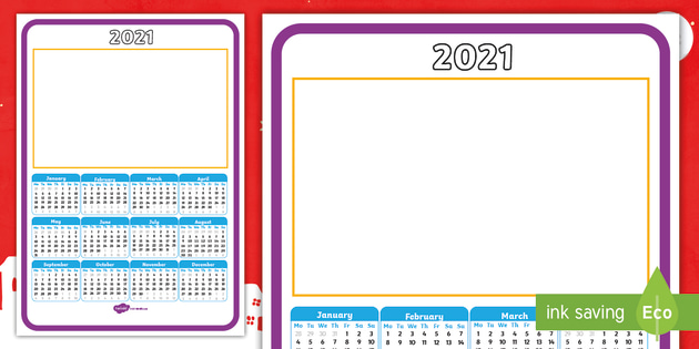 2021 Christmas Planner Printable 2021 Christmas Calendar Gift Teacher Made