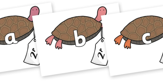 Phase 2 Phonemes on Terrapin to Support Teaching on The Great Pet Sale - Phonemes, phoneme, Phase 2, Phase two, Foundation, Literacy, Letters and Sounds, DfES, display