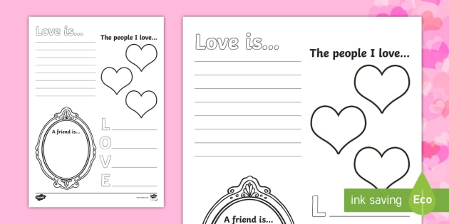 Valentines Day Worksheet - worksheets, worksheet, work sheet