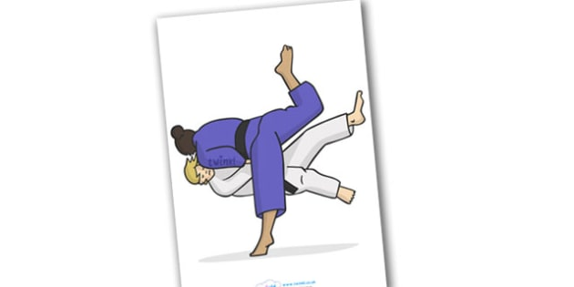 The Olympics Editable Images Judo - Judo, Olympics, Olympic Games, sports, Olympic, London, images, editable, event, picture, 2012, activity, Olympic torch, medal, Olympic Rings, mascots, flame, compete, events, tennis, athlete, swimming