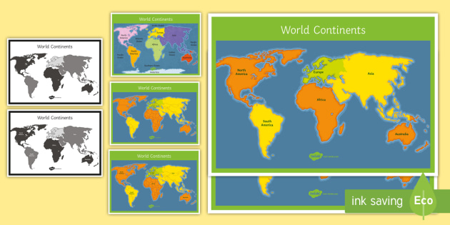 World map posters display pack map atlas download outline world map posters display pack map atlas download outline worksheet gumiabroncs Image collections