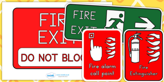 Safety Signs - safe, safety display, display signs, signs, labels