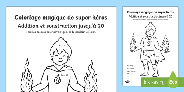 New Title Coloriage Magique Addition Et Soustraction