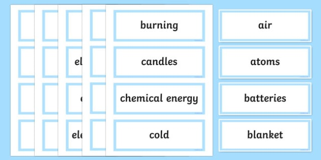 Heating Up Word Wall Display Cards - australia, Australian Curriculum, Heating Up, science, Year 3, word wall, display