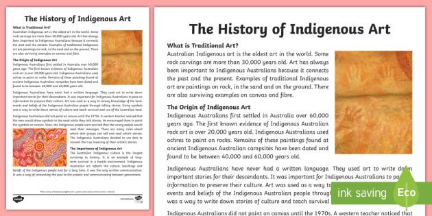 Traditional Aboriginal Art Fact Sheet Aboriginal Art Indigenous Art