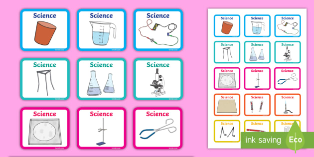 Magazine Files Science Labels - Magazine, File, Maths, Labels, Subjects, Stickers
