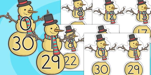 Number Bonds To 30 Matching Activity On Sandmen - australia, 30