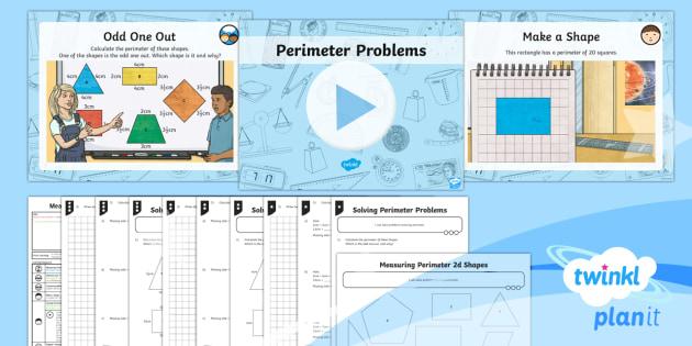 PlanIt Maths Y3 Measurement Lesson Pack Perimeter (2)