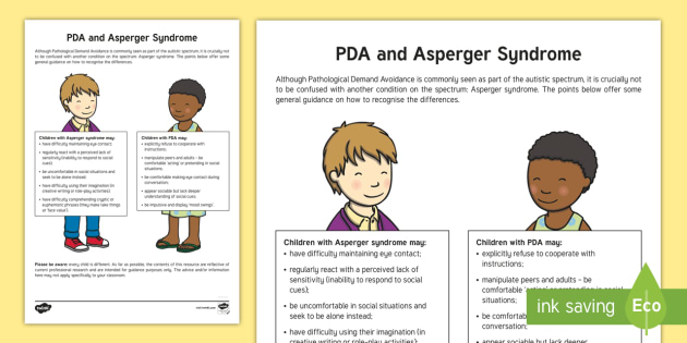 adult syndrome Aspergers