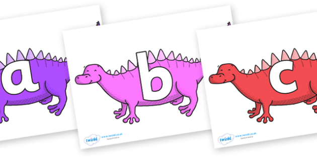 Phoneme Set on Scelidosaurus - Phoneme set, phonemes, phoneme, Letters and Sounds, DfES, display, Phase 1, Phase 2, Phase 3, Phase 5, Foundation, Literacy