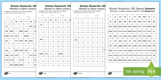 Roman numerals and number to 100 matching worksheet twinkl roman numerals and number to 100 matching worksheet twinkl ibookread ePUb