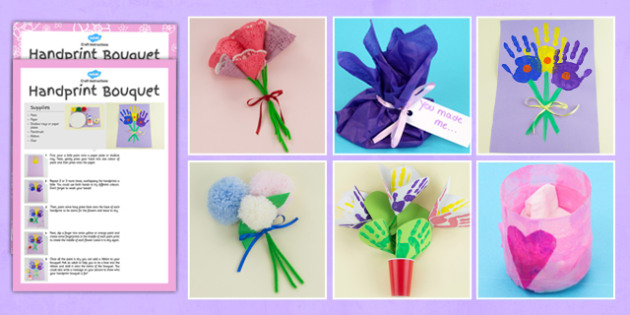 Australia Mother's Day Craft Pack