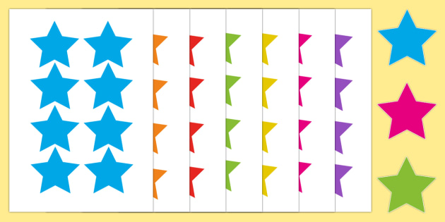 Reach for the Stars! Display Cut-Outs - End of Year,Back to School, Australia,display,back to school,stars, Australia