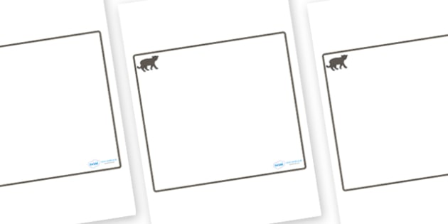 Panther Themed Editable Classroom Area Display Sign - Themed Classroom Area Signs, KS1, Banner, Foundation Stage Area Signs, Classroom labels, Area labels, Area Signs, Classroom Areas, Poster, Display, Areas