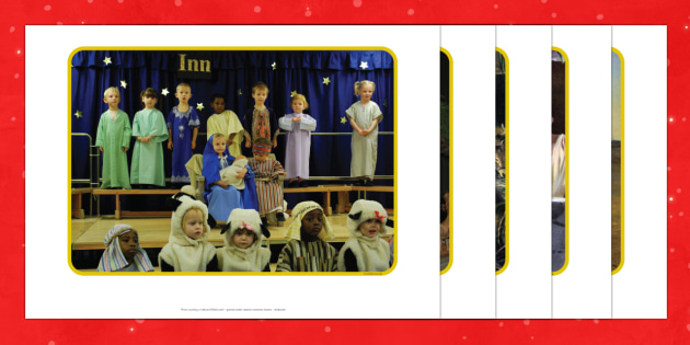 Christmas Nativity Display Photos