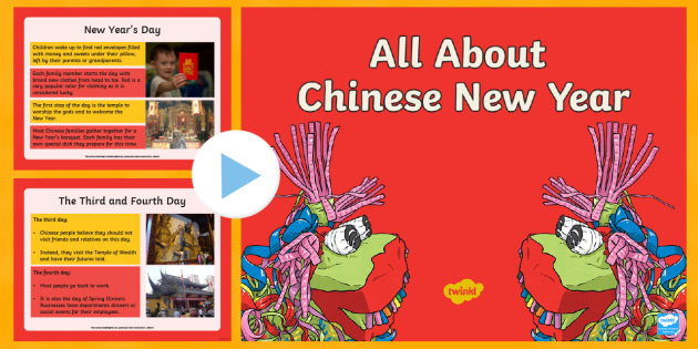 chinese new year powerpoints