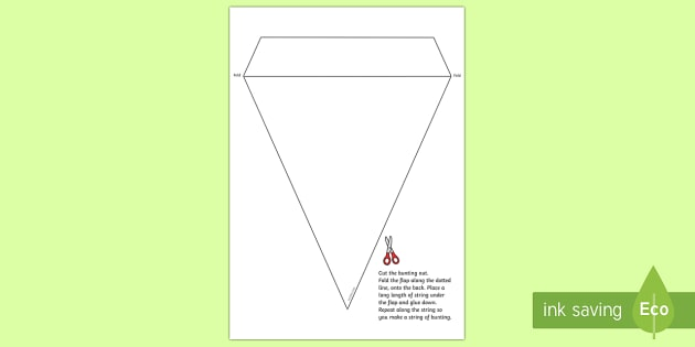 Blank bunting template bunting bunting template blank blank bunting template bunting bunting template blank template blank bunting display spiritdancerdesigns Images