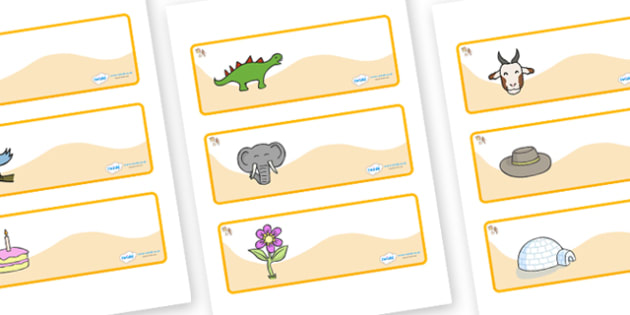 Welcome to our class - shell Themed Editable Drawer-Peg-Name Labels - Themed Classroom Label Templates, Resource Labels, Name Labels, Editable Labels, Drawer Labels, Coat Peg Labels, Peg Label, KS1 Labels, Foundation Labels, Foundation Stage Labels,