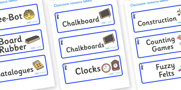 Wizard Themed Editable Additional Classroom Resource Labels - Themed Label template, Resource Label, Name Labels, Editable Labels, Drawer Labels, KS1 Labels, Foundation Labels, Foundation Stage Labels, Teaching Labels, Resource Labels, Tray Labels, P