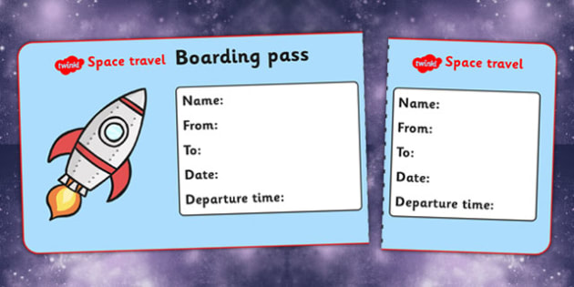 Space Travel Agency Role Play Tickets Role Play Roleplay Space