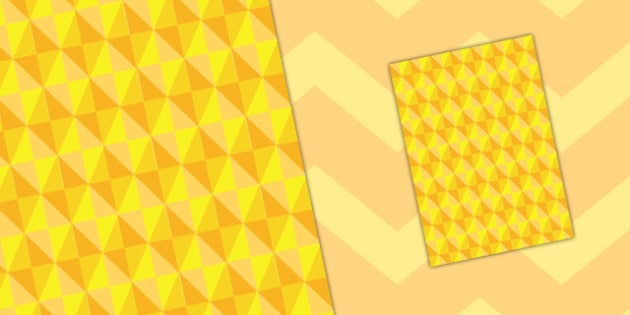 Orange Themed A4 Sheet - orange, a4, sheet, themed, display