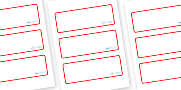 Jellyfish Themed Editable Drawer-Peg-Name Labels (Blank) - Themed Classroom Label Templates, Resource Labels, Name Labels, Editable Labels, Drawer Labels, Coat Peg Labels, Peg Label, KS1 Labels, Foundation Labels, Foundation Stage Labels, Teaching La