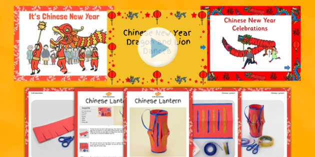 Its Chinese New Year Story PowerPoint and Resource Pack - EYFS, KS1, Early Years, festival, celebration, Understanding the World, Literacy