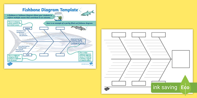 Fishbone Diagram Teacher Made