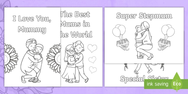 Mother S Day Greeting Cards For Mothers And Mother Figures