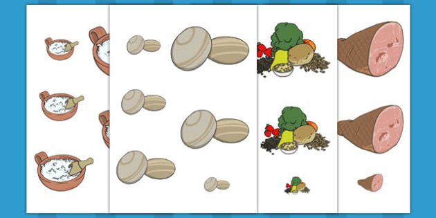 Stone Soup Size Ordering - stone soup, size ordering, size, ordering