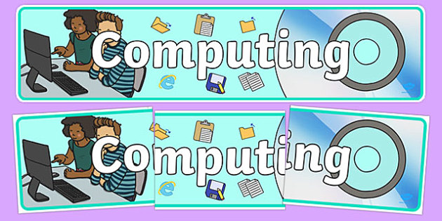 Computing Display Banner - display, banner, computing, images