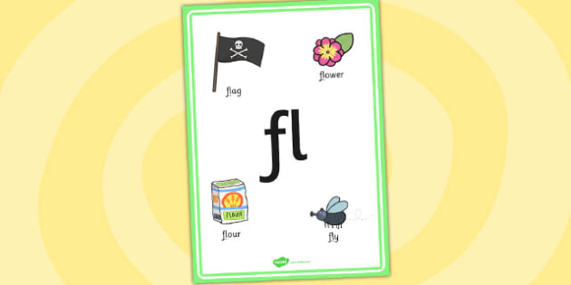Phase 4 fl Initial Blend Poster - phase four, blends, literacy