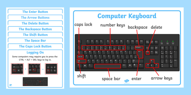 photograph about Printable Computer Keyboard identify Free of charge* Printable Computer system Keyboard