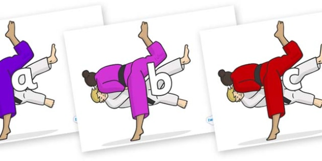 Phase 2 Phonemes on Judo - Phonemes, phoneme, Phase 2, Phase two, Foundation, Literacy, Letters and Sounds, DfES, display