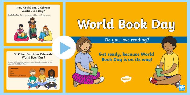 world book day 2018 powerpoint diwrnod y llyfr world book