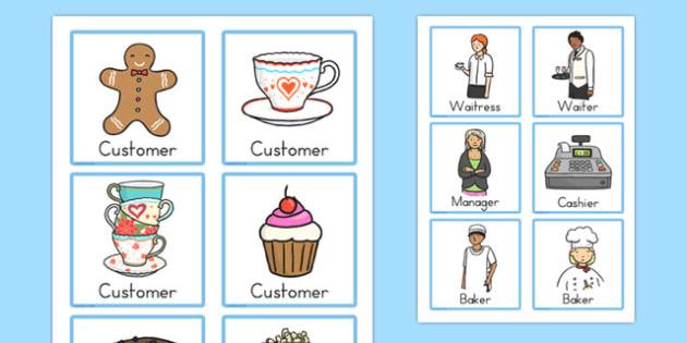 Tea Shop Role Play Badge - australia, tea shop, role-play, badges