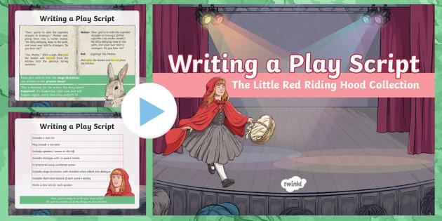 Red Riding Hood Manuscript