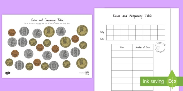 nz coins in piggy bank worksheet activity sheet money tally collecting. Black Bedroom Furniture Sets. Home Design Ideas