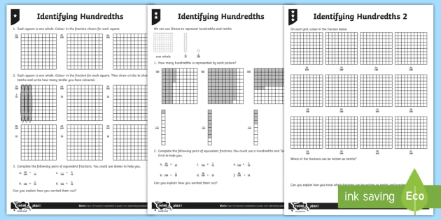 Identifying Hundredths Differentiated Worksheet   Worksheets likewise  furthermore Decimal Number Line Worksheet Ordering Numbers On Refrence Decimals furthermore Fractions and Decimals Tenths and Hundredths Worksheet for 4th   6th moreover  besides Decimal Tenths Worksheets Decimal Tenths Worksheet Grade 4 also 98 Best Fractions images   Math fractions  Teaching fractions in addition Adding Fractions Withenths And Hundredths Worksheets Euro Decimals together with  further Worksheets for fraction addition moreover  further Math Worksheet Counting By Decimals Fractions To Worksheets Tenths also Troublesome Hundredths  A year 4 Decimals   Fractions worksheet moreover  likewise  moreover paring Decimals Tenths And Hundredths Worksheet Equivalent. on fractions tenths and hundredths worksheets