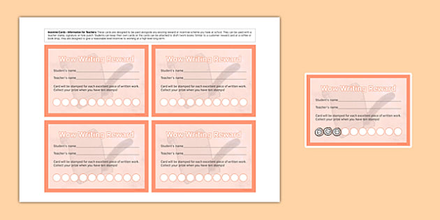 Incentive Stamp Cards Writing Quill and Paper - incentive stamp, cards, incentive, writing, quill, paper
