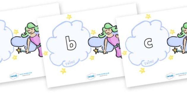 Phase 2 Phonemes on Fairies - Phonemes, phoneme, Phase 2, Phase two, Foundation, Literacy, Letters and Sounds, DfES, display