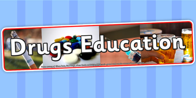 Drugs Education Photo Display Banner - drugs education, IPC display banner, IPC, drugs education display banner, IPC display, drugs banner