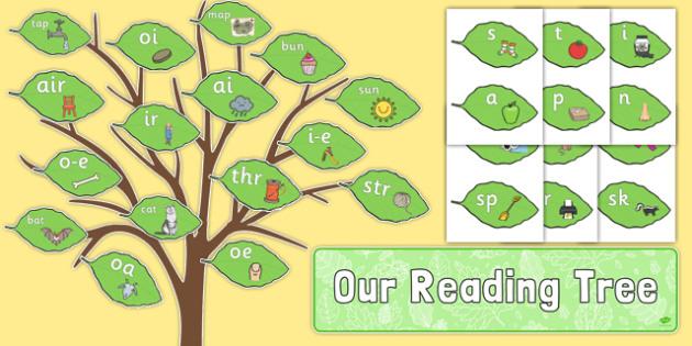 Ready Made Reading Tree Pack - ready made, reading tree, read, pack, tree